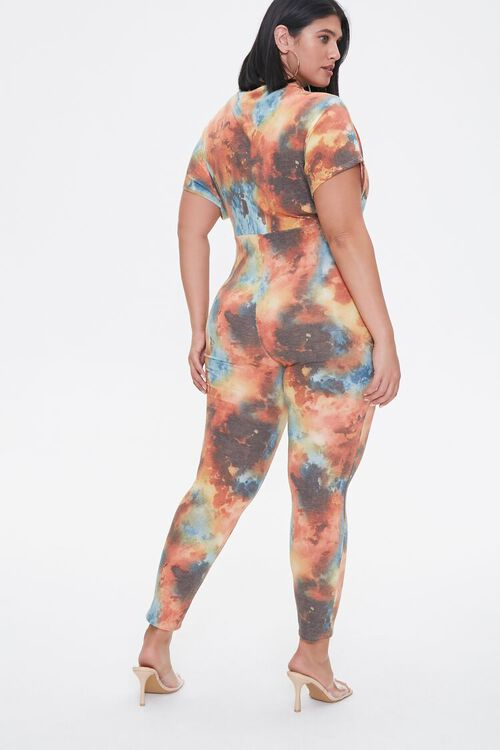 Plus Size Cloud Wash Jumpsuit, image 3