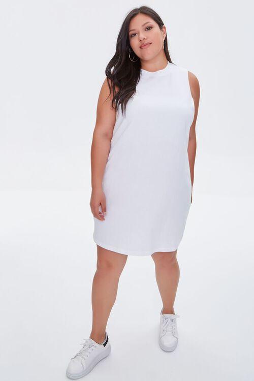Plus Size T-Shirt Mini Dress, image 4