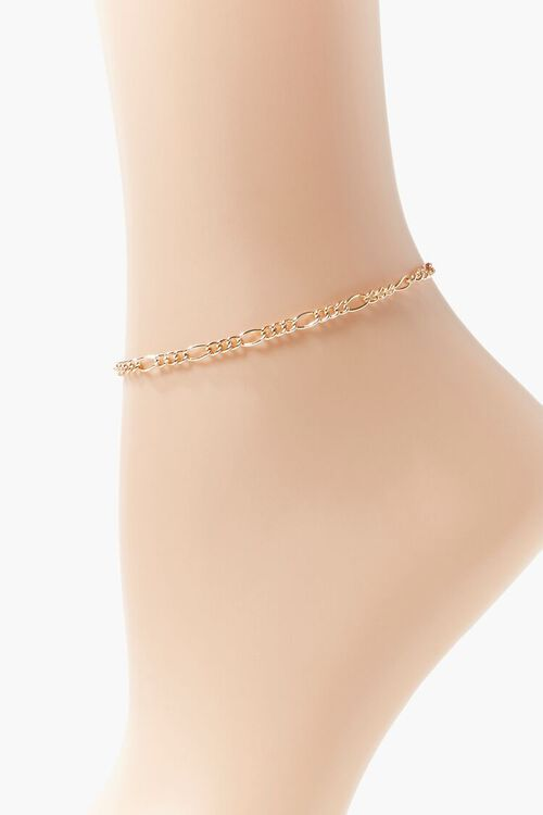 Curb Chain Anklet, image 2