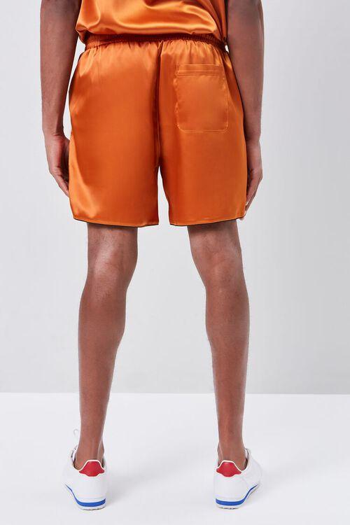 Satin Drawstring Shorts, image 4