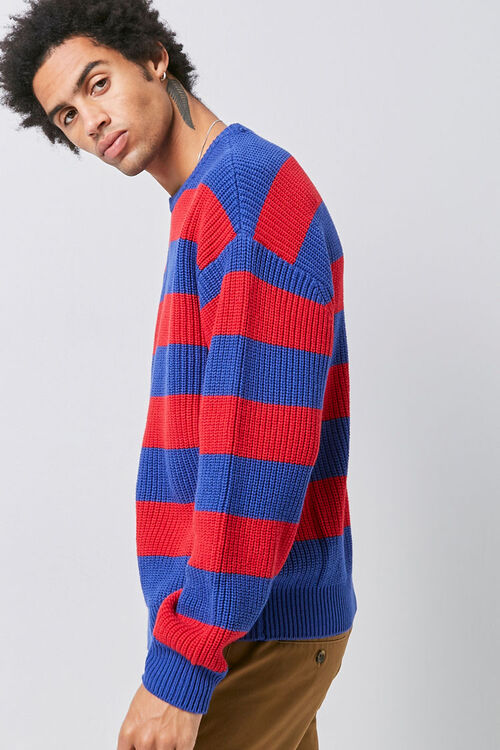 Ribbed Striped Sweater, image 3
