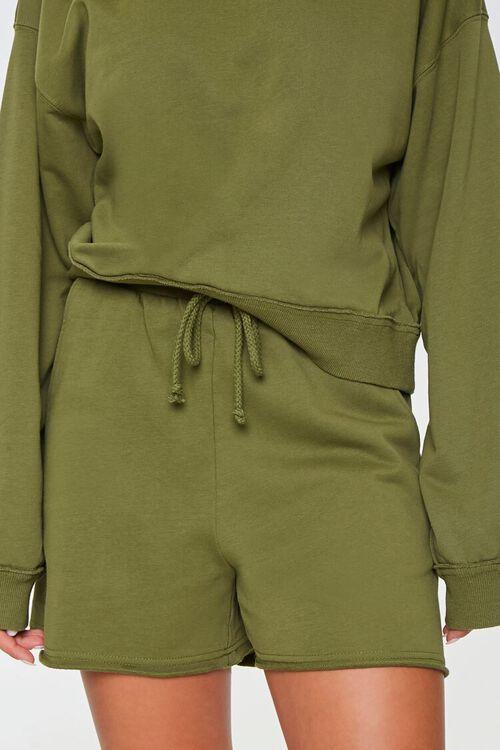 Crew Pullover & Shorts Set, image 6