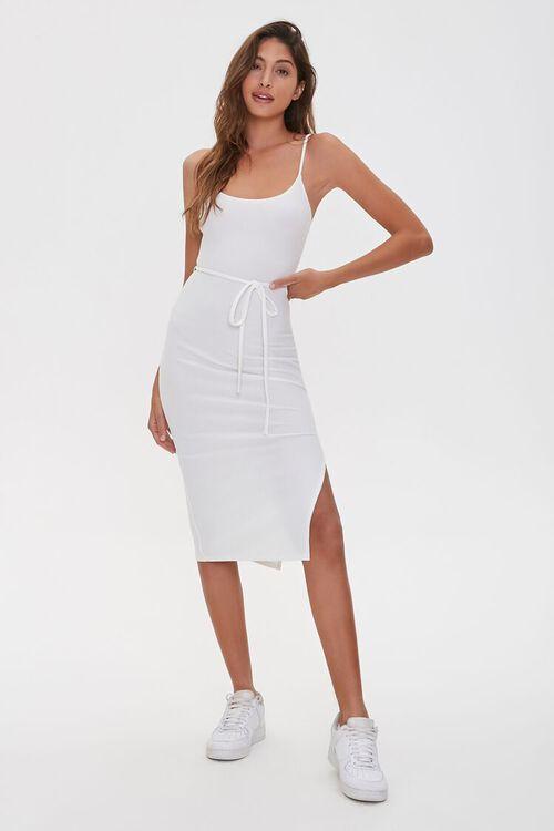 Calf-Length Cami Dress, image 1