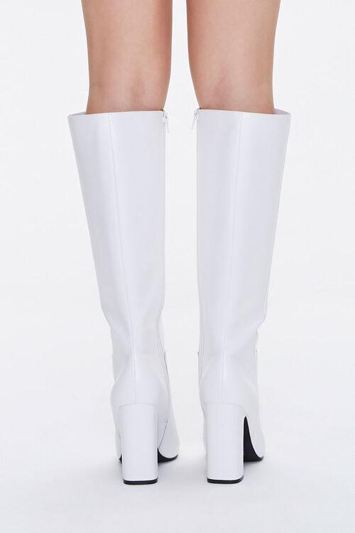 Knee-High Block Heel Boots, image 3
