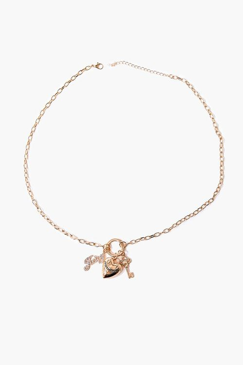 Juicy Couture Charm Necklace, image 2