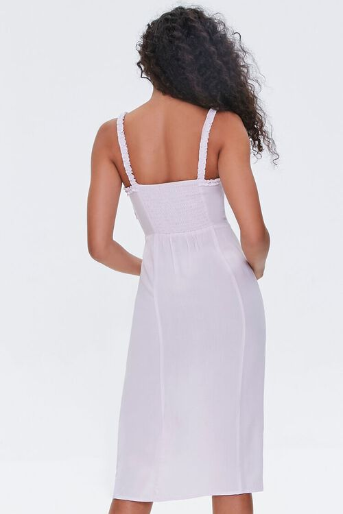 Sweetheart Ruffle-Trim Dress, image 3