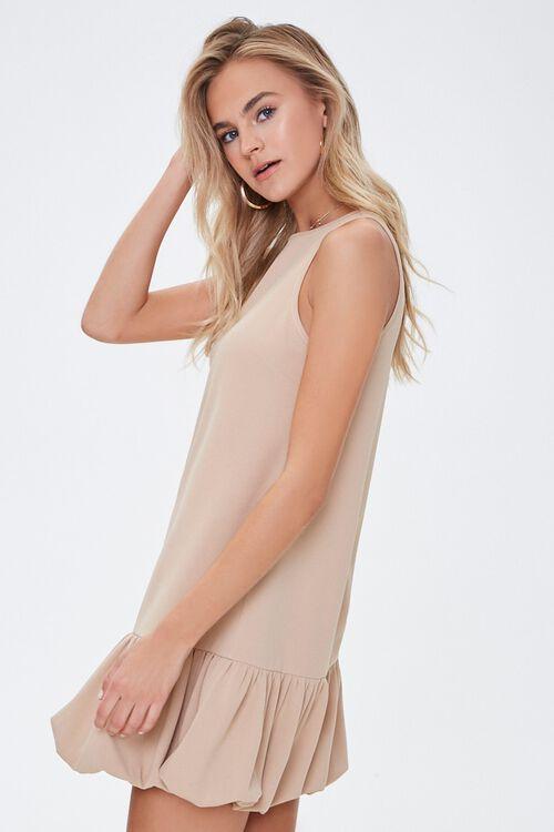 Flounce-Hem Tank Dress, image 2