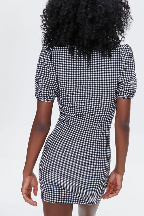Gingham Bodycon Dress, image 3