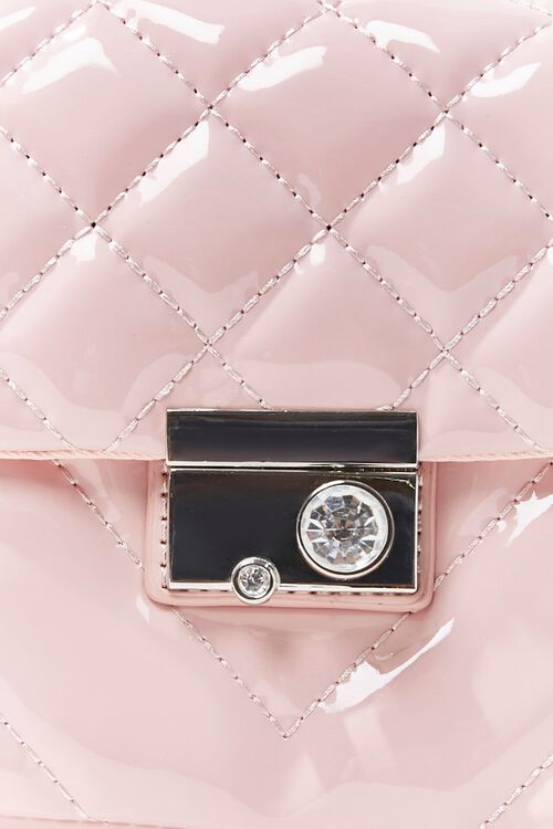 Mini Quilted Crossbody Bag, image 4