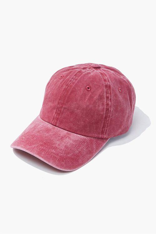 Stone Wash Baseball Cap, image 4