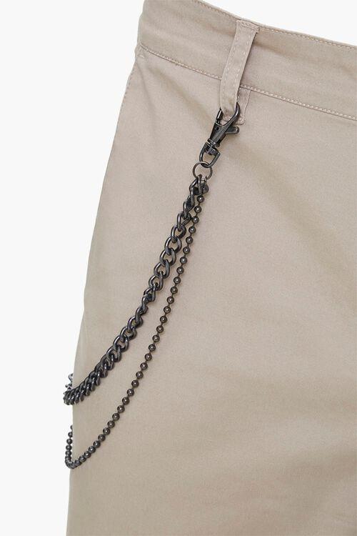 Slim-Fit Wallet Chain Pants, image 4