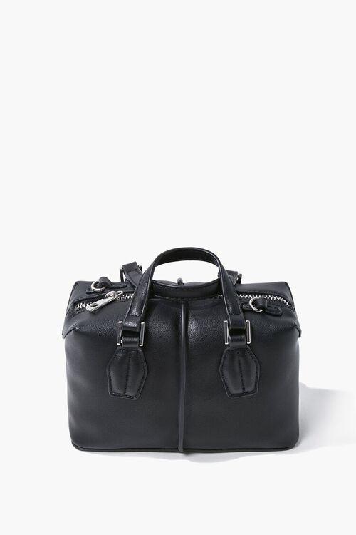 BLACK Top Handle Crossbody Bag, image 2
