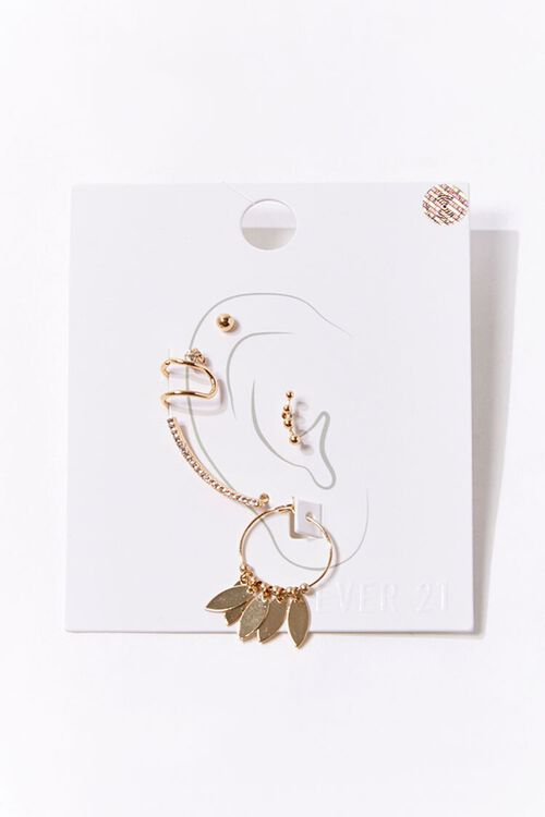GOLD Variety Earring Set, image 2