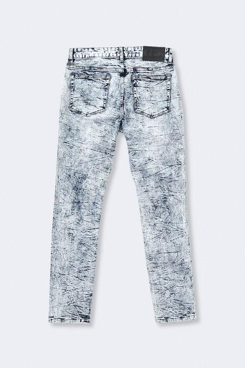 Distressed Acid Wash Jeans, image 2