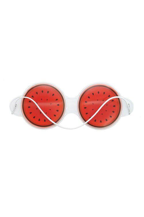 RED/MULTI Watermelon Eye Mask, image 3