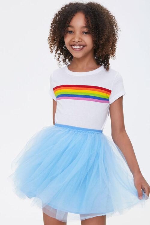 Girls Tulle Ballerina Skirt (Kids), image 1