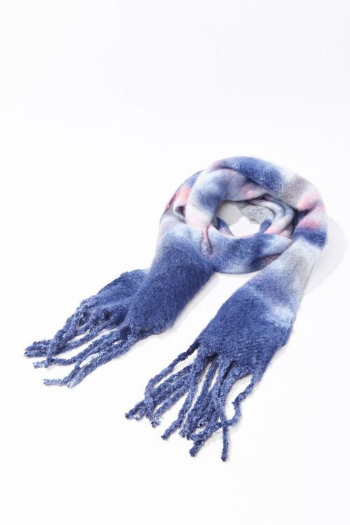 Multicolored Oblong Scarf, image 2