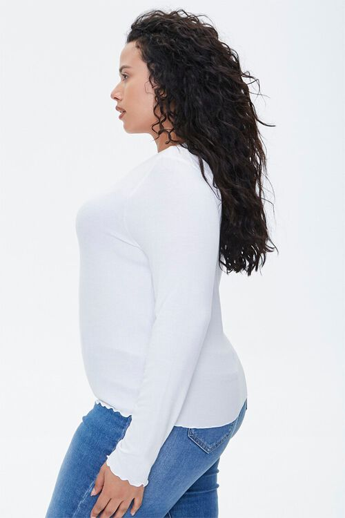 Plus Size Celestial Embroidered Graphic Tee, image 2