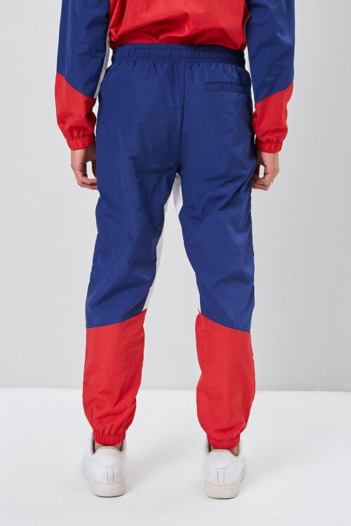 Colorblock Windbreaker Pants, image 4