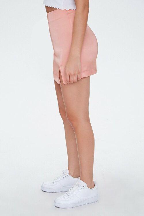 Satin Mini Skirt, image 3