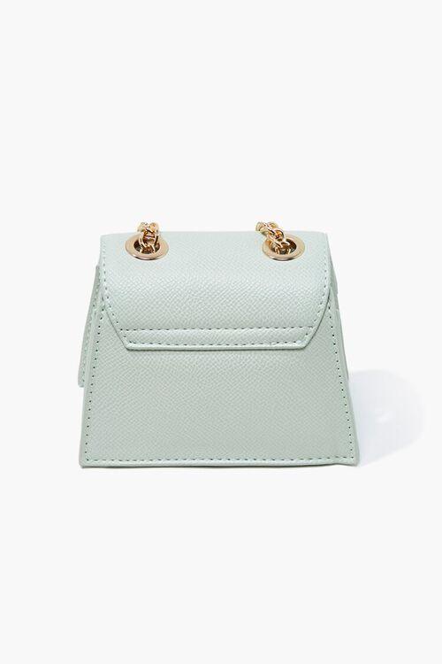 MINT Mini Faux Leather Crossbody Bag, image 4