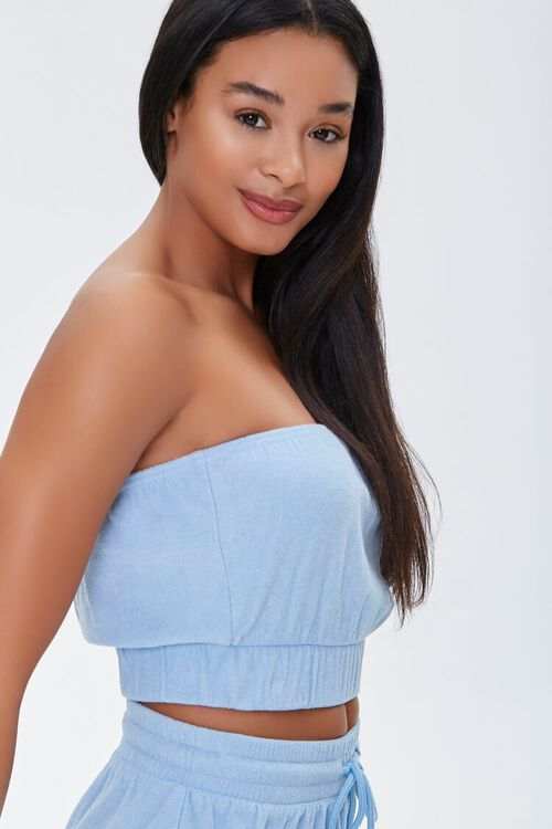 French Terry Tube Top, image 2