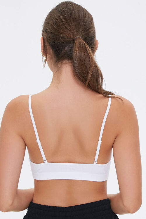 Caged Seamless Bralette, image 3