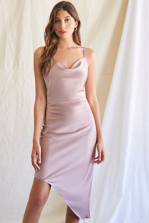 Satin Slip Dress, image 5