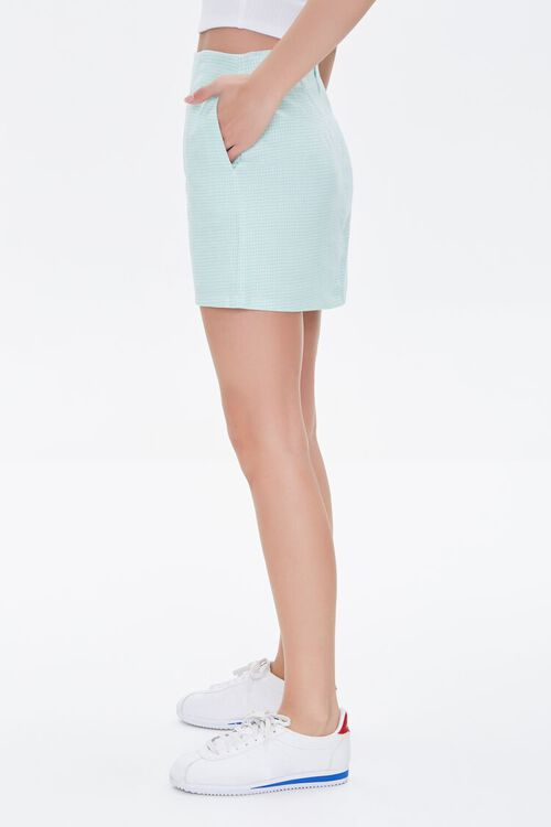Striped Mini Skirt, image 3