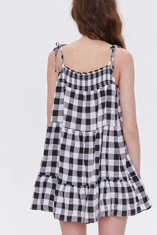 Gingham Mini Dress, image 3