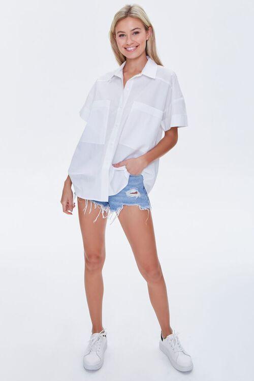 Cotton Shirt Tunic, image 5