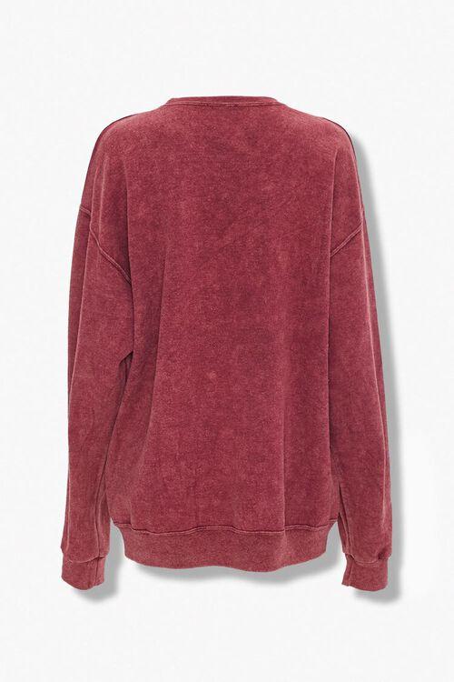 Fleece Poison Graphic Sweatshirt, image 3