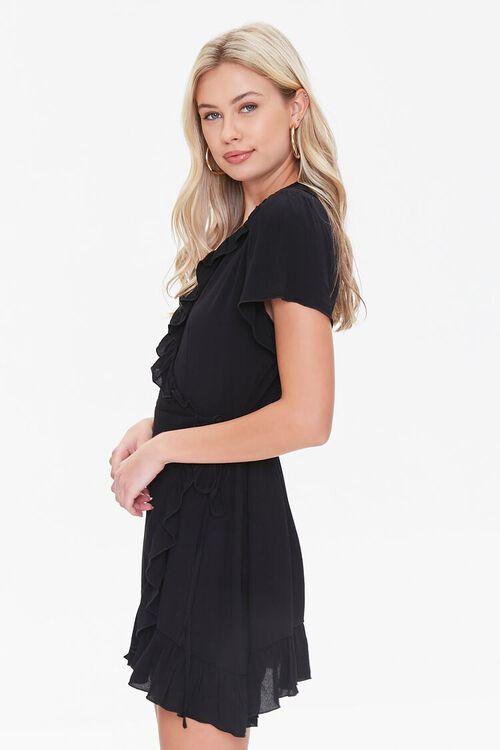 Ruffled Wrap Dress, image 2