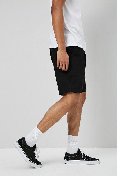 Drawstring Chino Shorts, image 3