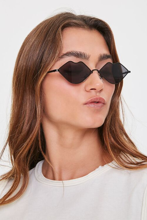 Lip-Shaped Sunglasses, image 1