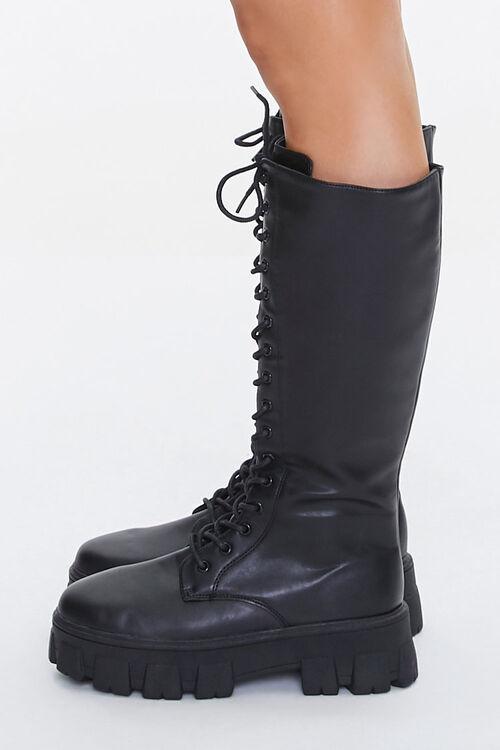 Knee-High Platform Boots, image 2