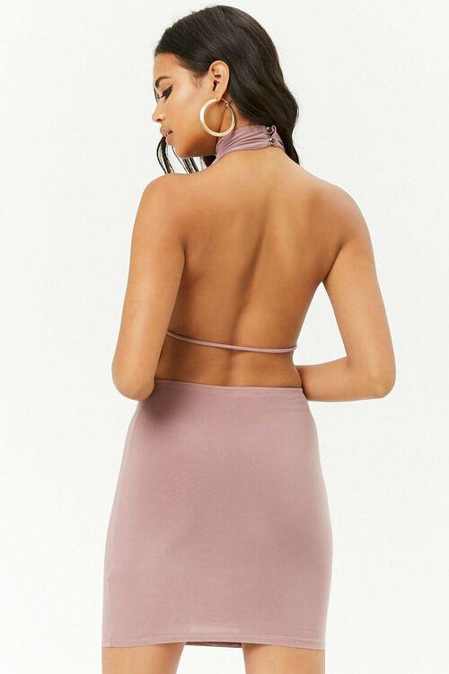 Bodycon Choker Dress, image 3