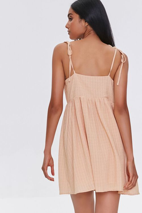 Self-Tie Cami Mini Dress, image 3