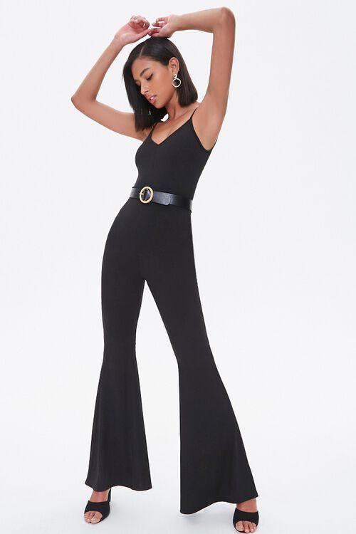 Cami Flare Jumpsuit, image 1