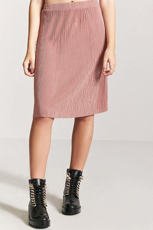 Accordion Pleat Skirt, image 4
