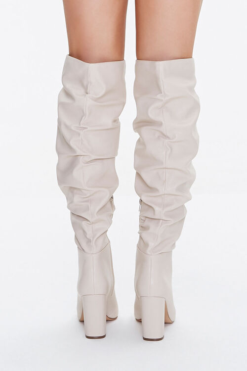 Slouchy Knee-High Boots, image 3