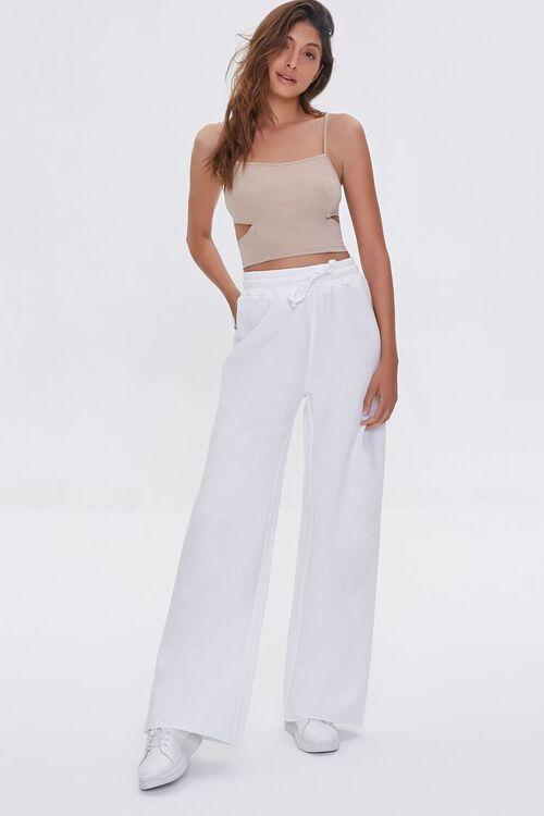 Drawstring Pocket Sweatpants, image 1