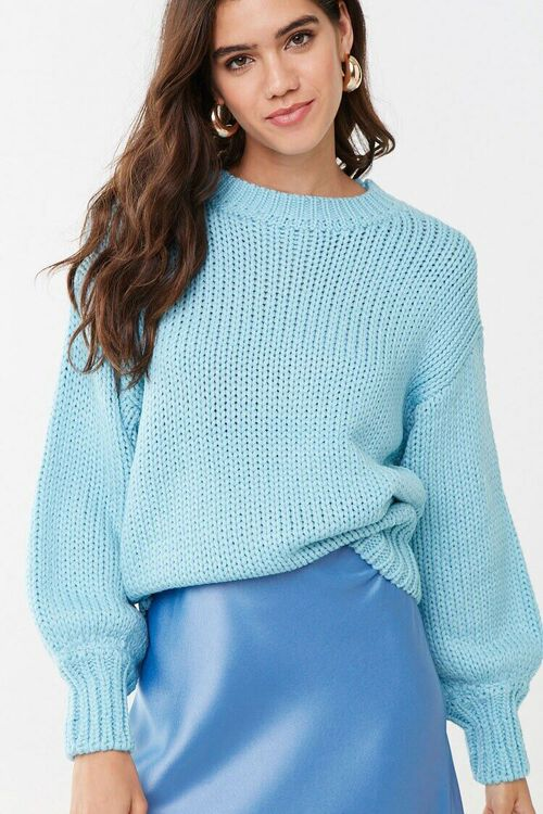 Chunky Ribbed Sweater, image 1