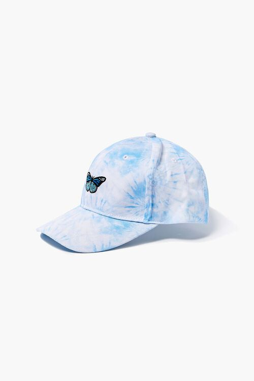 Butterfly Embroidered Graphic Dad Cap, image 2