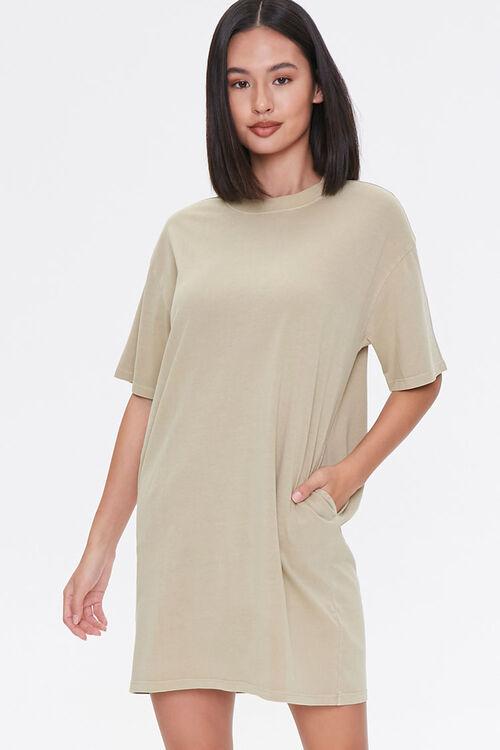 T-Shirt Mini Dress, image 1