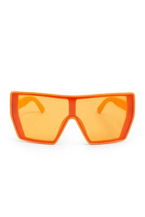 Premium Square Neon Sunglasses, image 1