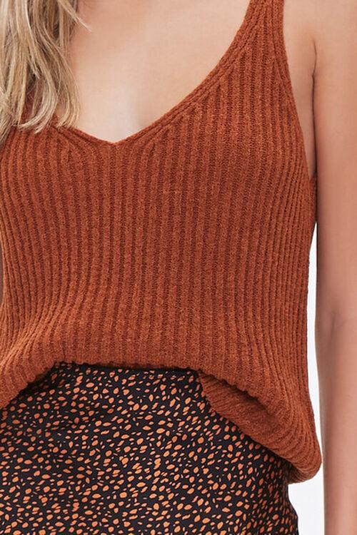 Sweater-Knit Tank Top, image 5