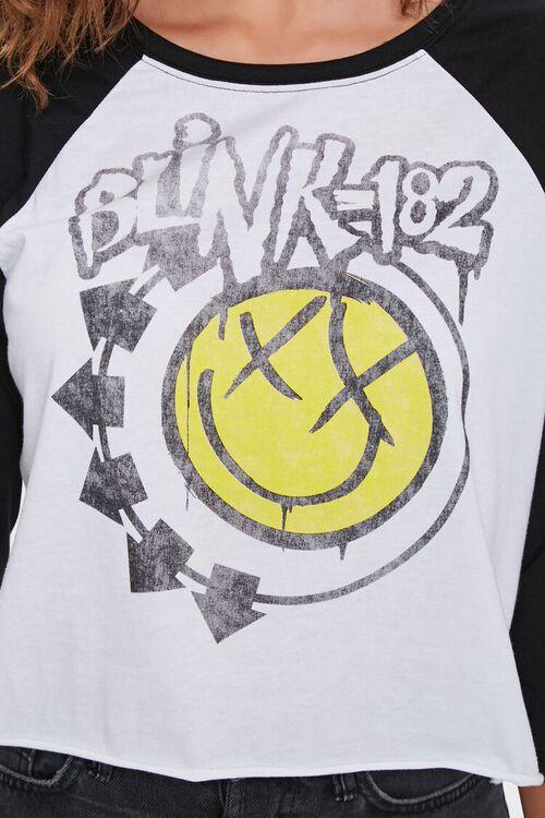 WHITE/BLACK Blink 182 Graphic Tee, image 5