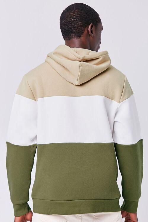 Colorblock Fleece Hoodie, image 3