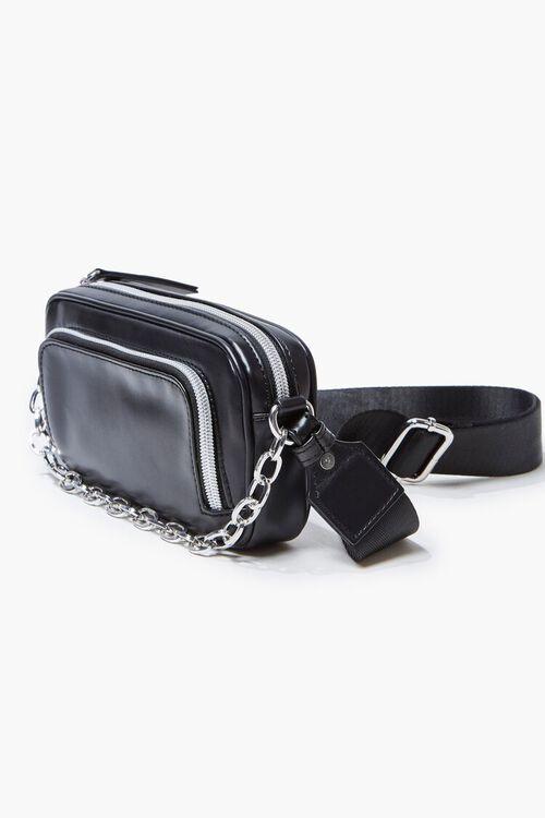 Zippered Crossbody Bag, image 2
